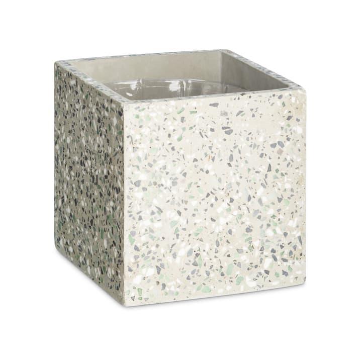 TERRAZZO Cache-pot 382107100000 Dimensions L: 15.0 cm x P: 15.0 cm x H: 15.0 cm Couleur Beige Photo no. 1