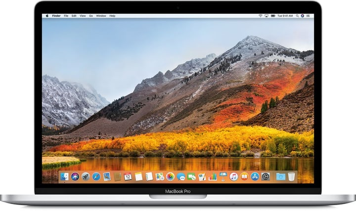 CTO MacBook Pro TB 13'' 3.5GHz i7 16GB 512GBSSD Silber Apple 798421800000 Bild Nr. 1