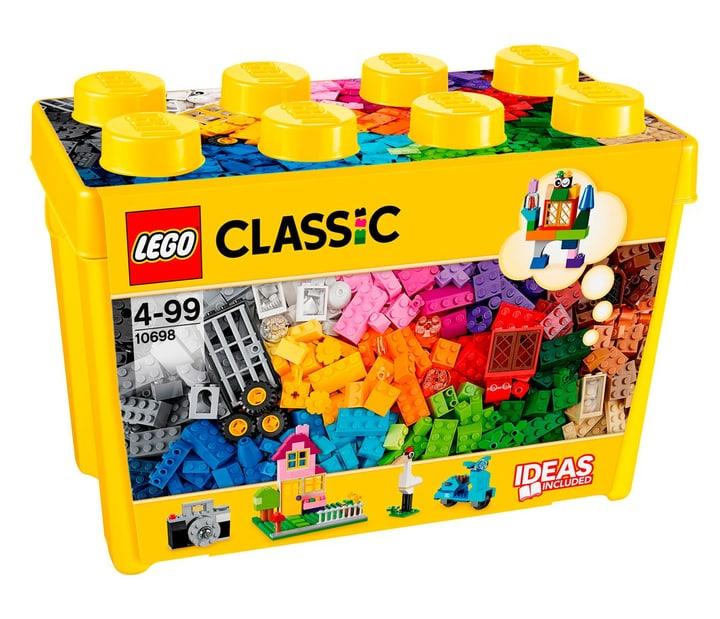 LEGO Classic Boîte de briques créatives deluxe 10698 785300128048