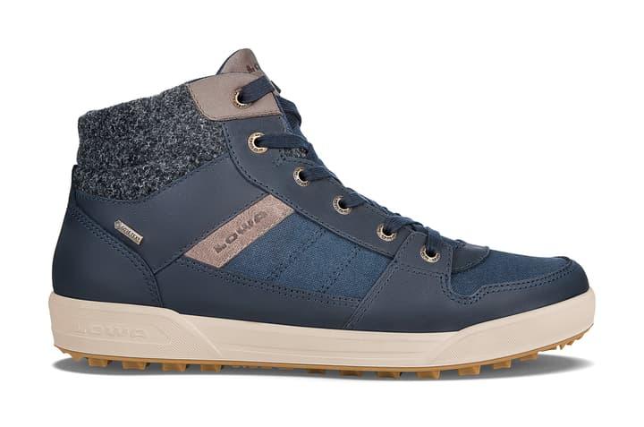 Seattle GTX QC Chaussures de voyage pour homme Lowa 460889140040 Couleur bleu Taille 40 Photo no. 1