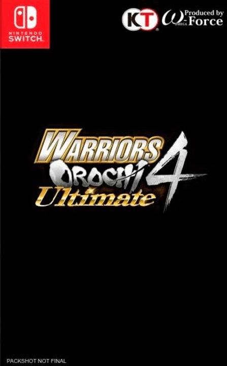 NSW - Warriors Orochi 4 Ultimate D Box 785300148164 N. figura 1