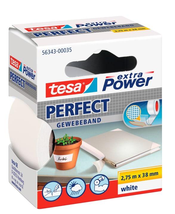 extra Power® Perfect 2.75m:19mm blanc Tesa 663081200000 Photo no. 1