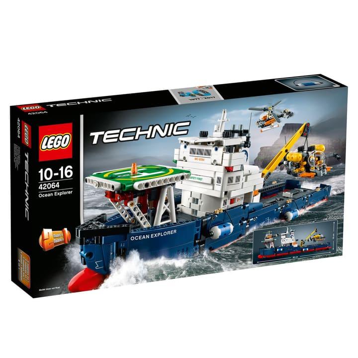 LEGO Technic Forschungsschiff 42064 748829700000 Bild Nr. 1