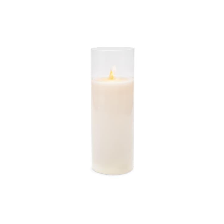 LARS Kerze LED 390244500000 Grösse H: 30.0 cm Farbe Weiss Bild Nr. 1
