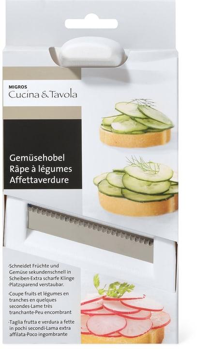 CUCINA & TAVOLA Râpe à légumes Rotho 702127000000 Photo no. 1