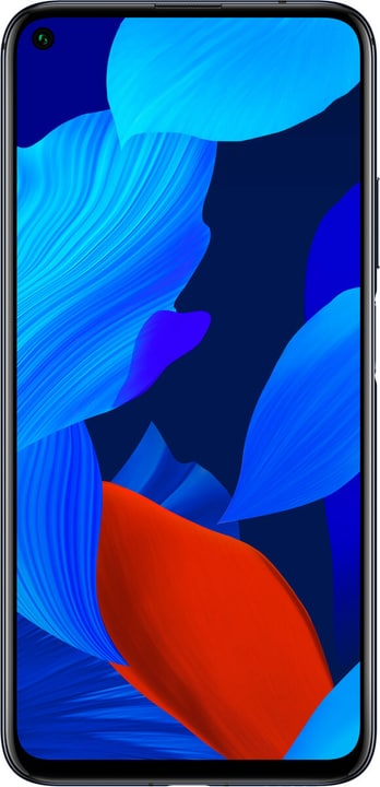 Nova 5T black Smartphone Huawei 785300151341 Bild Nr. 1
