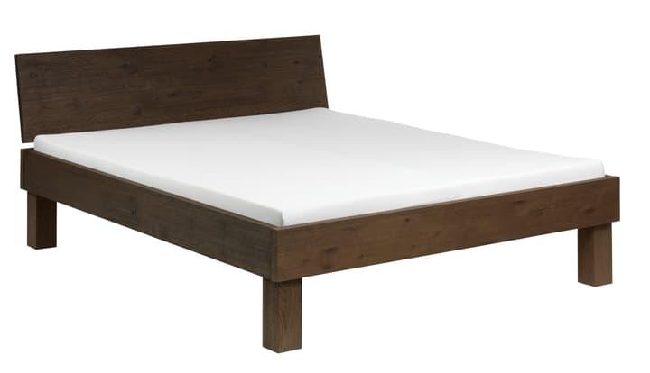 OAKLINE WILD Bett HASENA 403520100000 Grösse B: 160.0 cm x T: 200.0 cm Farbe Wildeiche Bild Nr. 1