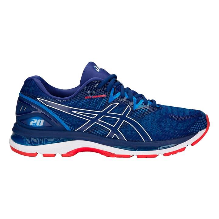 Gel Nimbus 20 Chaussures de course pour homme Asics 463227648043 Couleur bleu marine Taille 48 Photo no. 1