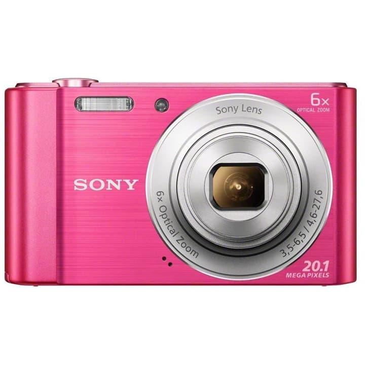 DSC-W810 Cybershot pink Appareil photo compact Sony 785300123839 Photo no. 1