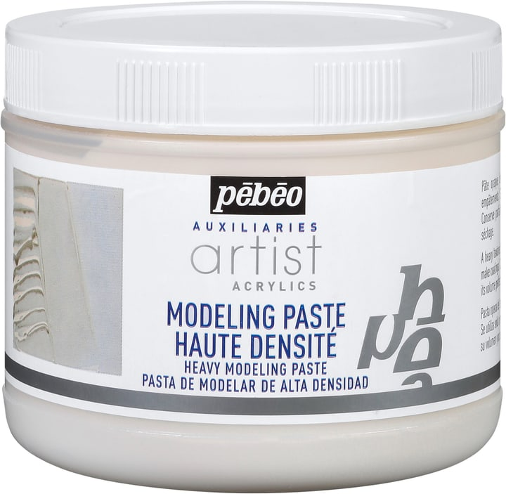 Pébéo Acrylic Modeling Pasta Pebeo 663509250000 N. figura 1