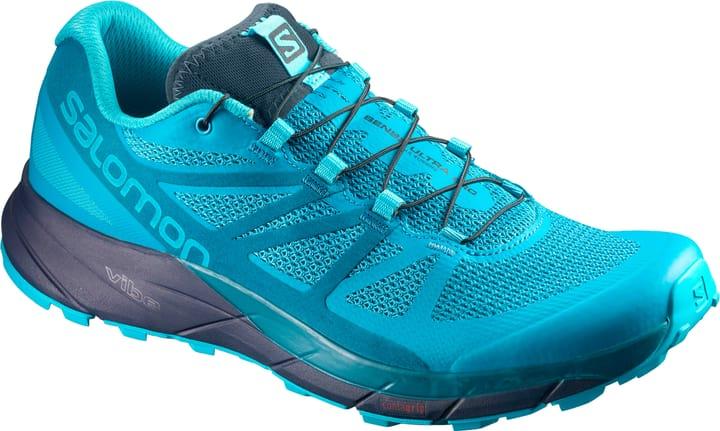 Sense Ride Chaussures de course pour femme Salomon 461698737040 Couleur bleu Taille 37 Photo no. 1