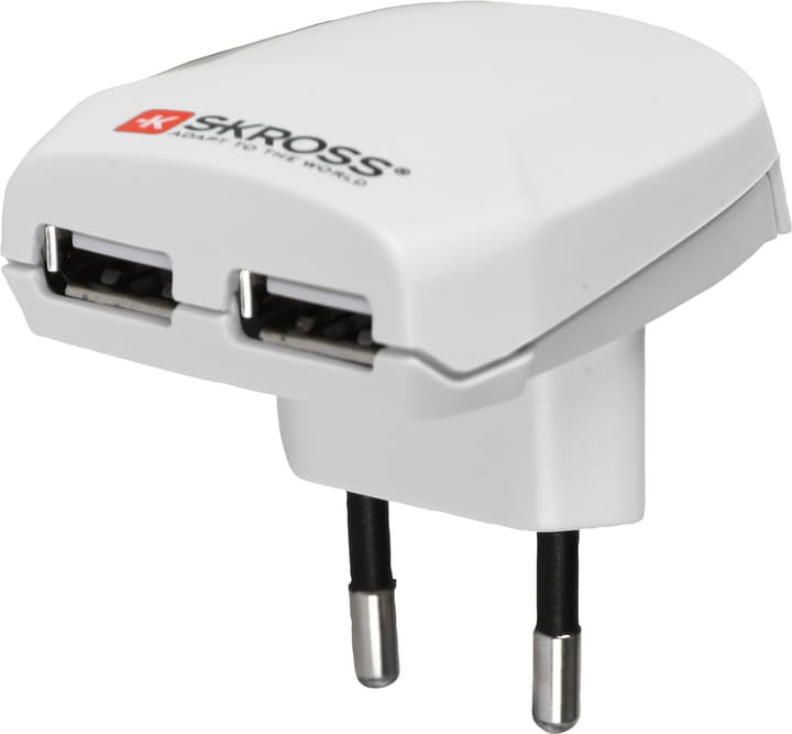 Euro USB-charger Skross 612106600000 Photo no. 1