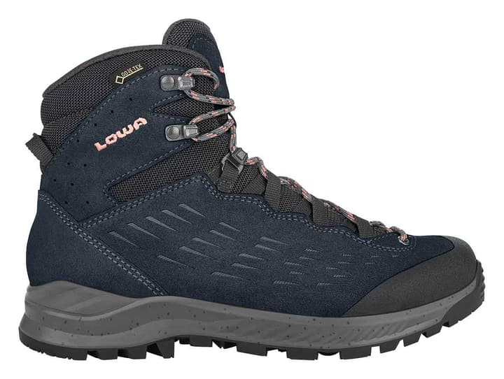 Explorer GTX Mid Scarponcino da trekking donna Lowa 473323638040 Colore blu Taglie 38 N. figura 1