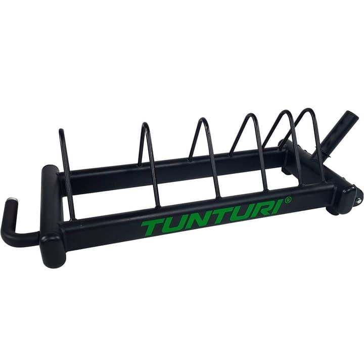 Supporto rack mobile per dischi bumper Tunturi 463063600000 N. figura 1