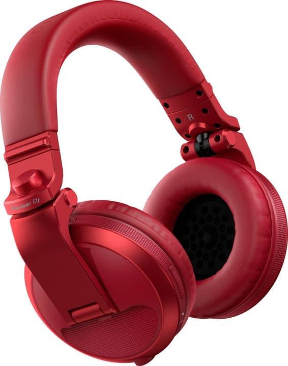 HDJ-X5BT-R - Rosso Cuffie Over-Ear Pioneer DJ 785300142111 N. figura 1
