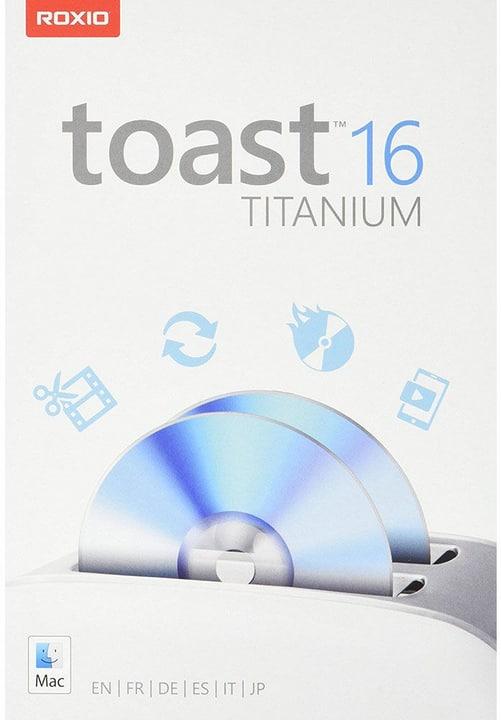 PC - Roxio Toast 16 Titanium Physisch (Box) Corel 785300131456 Bild Nr. 1