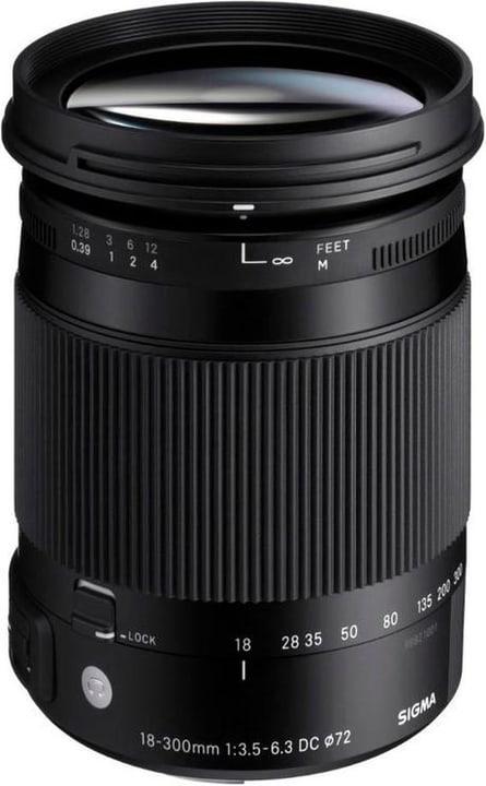 18-300mm f/3.5-6.3 DC MA OS HSM Objektiv zu Canon Objektiv Sigma 785300126192 Bild Nr. 1
