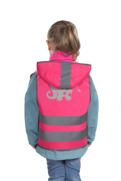 Veste de sécurité rose, motif éléphant Reer 614135400000 Photo no. 1