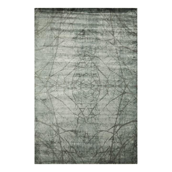 AIMI Teppich 371081200000 Grösse B: 200.0 cm x T: 300.0 cm Farbe Dunkelgrau Bild Nr. 1