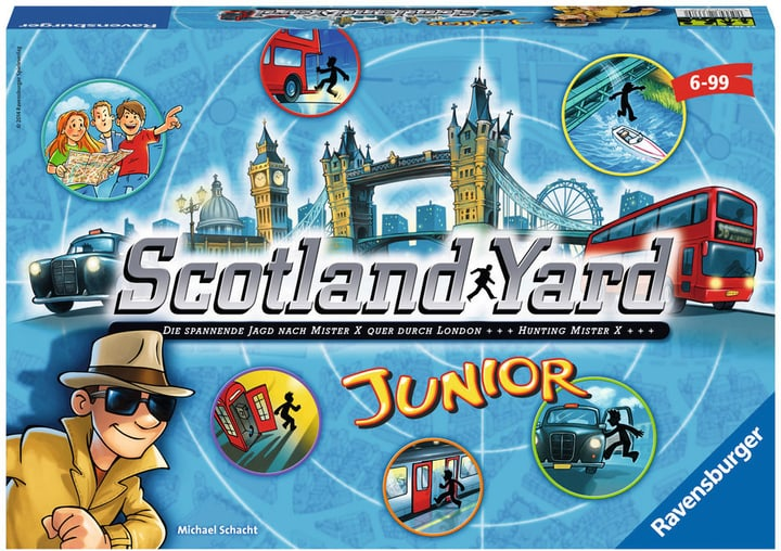 Scotland Yard Junior 748988400000 Photo no. 1
