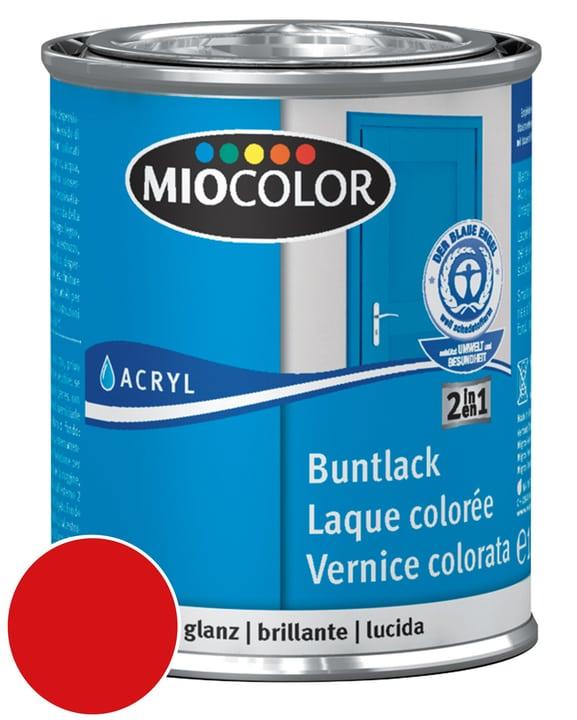 Acryl Pittura per pavimenti Grigio pietro 2.5 l Miocolor 660540400000 Contenuto 125.0 ml Colore Rosso fuoco N. figura 1