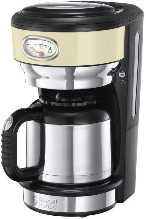 Retro Thermo 21712-56 Creme Cafetière filtre Russel Hobbs 785300137165 N. figura 1
