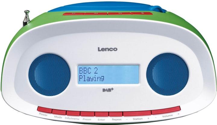 SCD-70 - Bunt CD-Radio Lenco 785300148669 Bild Nr. 1