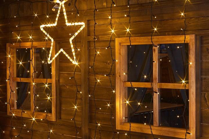 LED rideau lumineux, 1x2 m Star Trading 613145300000 Photo no. 1