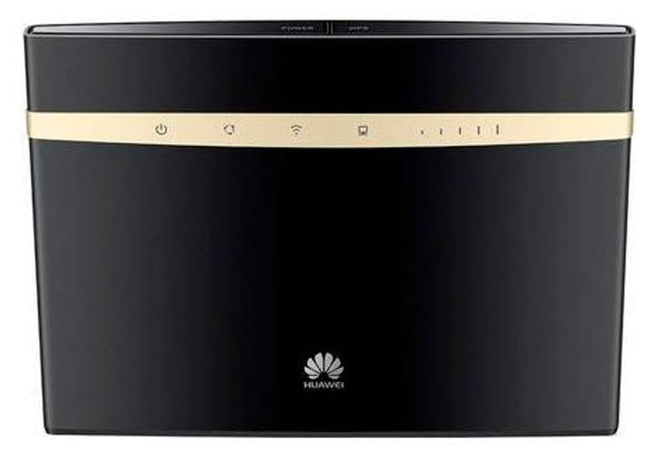B525S-23B LTE noir Routeur Huawei 785300129622 Photo no. 1