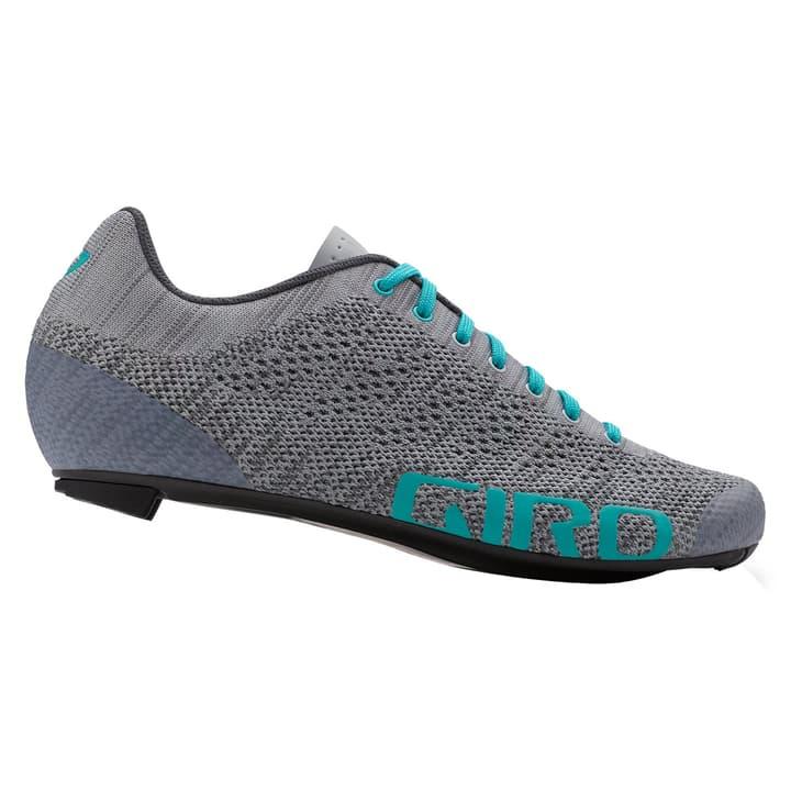Empire E70 Knit Women Scarpe da ciclismo Giro 493215538080 Colore grigio Taglie 38 N. figura 1
