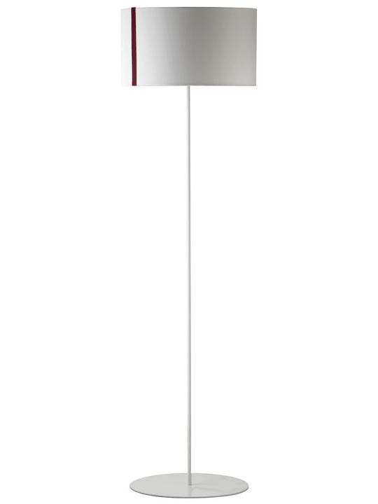 AMILCAR Lampada a stelo Edition Interio 380075200000 Dimensioni L: 45.0 cm x P: 45.0 cm x A: 160.0 cm Colore Bianco N. figura 1