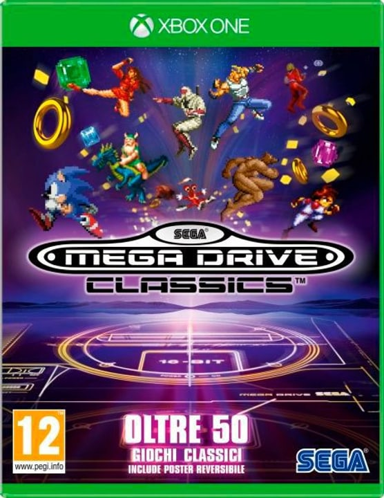 Xbox One - SEGA Mega Drive Classics (I) Physique (Box) 785300134849 Photo no. 1