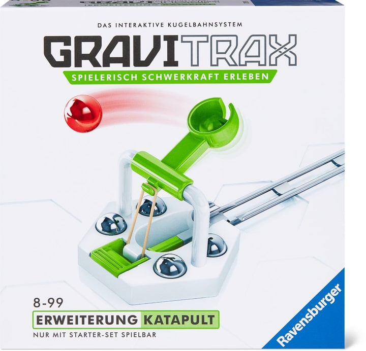 GraviTrax Set action catapulte 748946200000 Photo no. 1