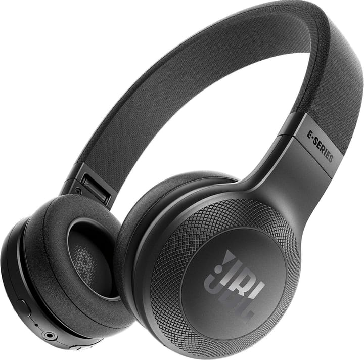 E 45 BT - Nero Cuffie On-Ear JBL 772778400000 N. figura 1