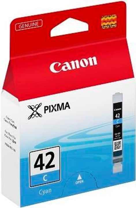 CLI-42 cyan Cartuccia d'inchiostro Canon 785300123966 N. figura 1