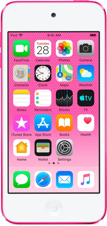 iPod touch 128GB - Pink Mediaplayer Apple 773564700000 Couleur Rose Photo no. 1