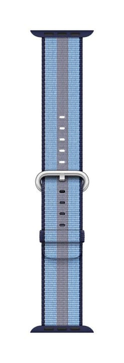 38mm Midnight Blue Stripe Woven Nylon Armband Apple 785300130650 Bild Nr. 1