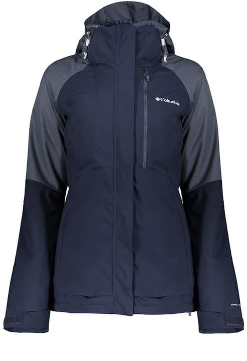 Wildside Jacket Giacca da sci da donna Columbia 462541900622 Colore blu scuro Taglie XL N. figura 1