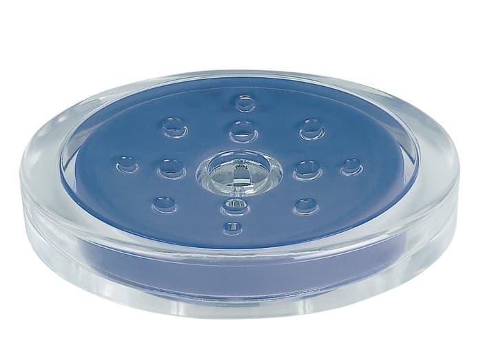 Portasapone Sydney Denim spirella 675261800000 Colore Blu N. figura 1