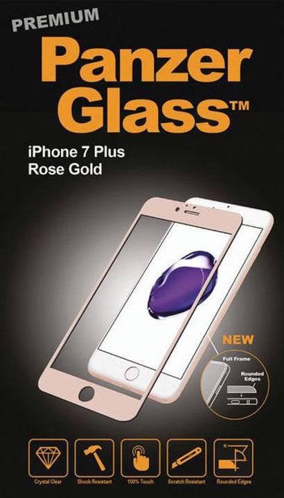 Premium iPhone 7 Plus - oro rosa Smartphone Zubehör Panzerglass 785300134511 N. figura 1