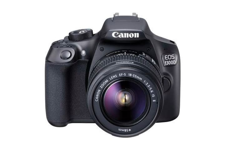 EOS 1300D Kit, EF-S 18-55mm IS II appareil photo reflex Canon 785300124943 Photo no. 1