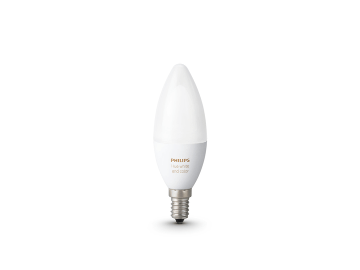 HUE White & Color Ambiance LED E14 6.5W Philips 421056400000 Bild Nr. 1