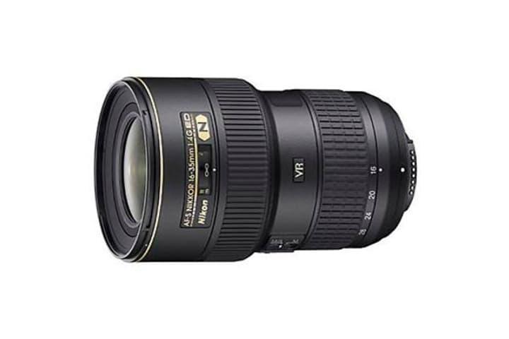 Nikkor AF-S 16-35mm/4G ED VR Objettivo Obiettivo Nikon 793412000000 N. figura 1