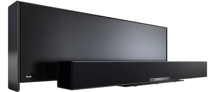 Streaming - Schwarz Multiroom Soundbar Teufel 785300132822 Bild Nr. 1