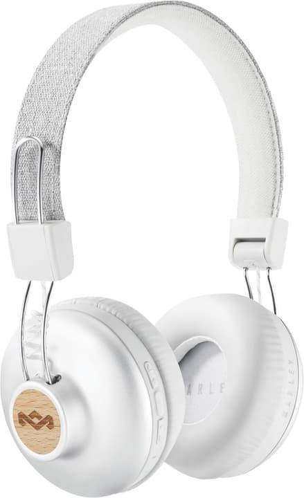 Positive Vibration 2.0 Bluetooth On-Ear casques - Silver House of Marley 785300132082 Photo no. 1