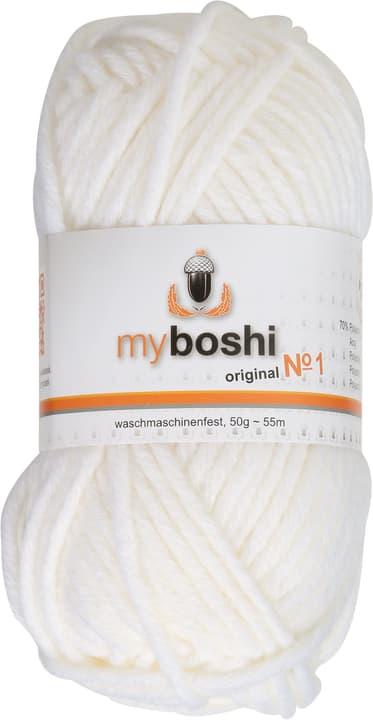 Lana No 1 My Boshi 665305000000 Colore Bianco N. figura 1