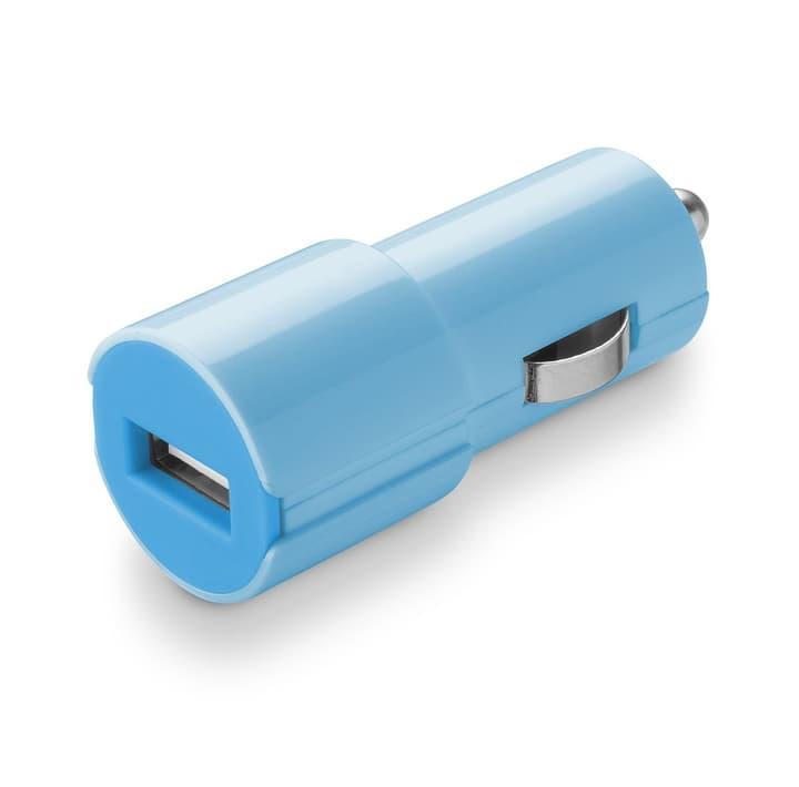 USB-Adapter Blau KFZ-Ladegerät Cellular Line 621509100000 Bild Nr. 1