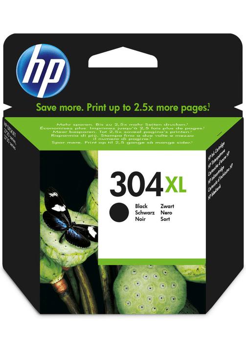 304XL N9K08AE nero Cartuccia d'inchiostro HP 795848400000 N. figura 1