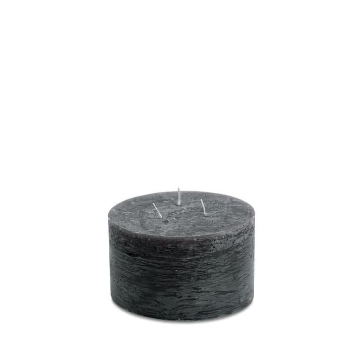 RUSTIC Kerze 396021900000 Farbe Dunkelgrau Grösse B: 14.0 cm x T: 14.0 cm x H: 8.0 cm Bild Nr. 1