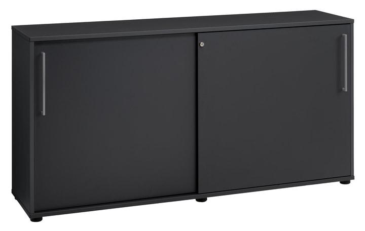 CONCEPT X Sideboard 401829400000 Grösse B: 156.2 cm x T: 40.6 cm x H: 79.3 cm Farbe Anthrazit Bild Nr. 1